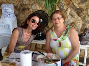 Rosa & Luisa's wife