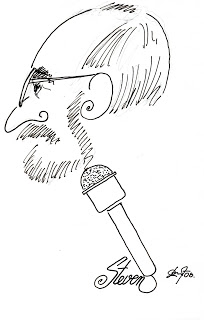Caricature of Steve